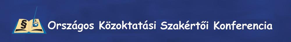 Országos Közoktatási Szakértői Konferencia